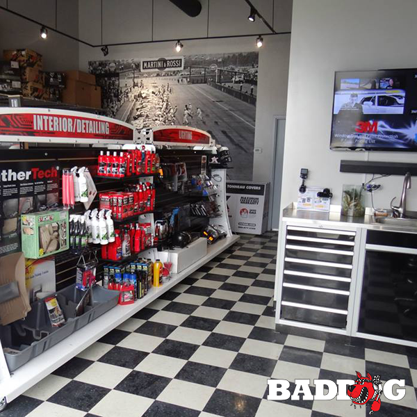 Bad Dog Mods Detailing Products
